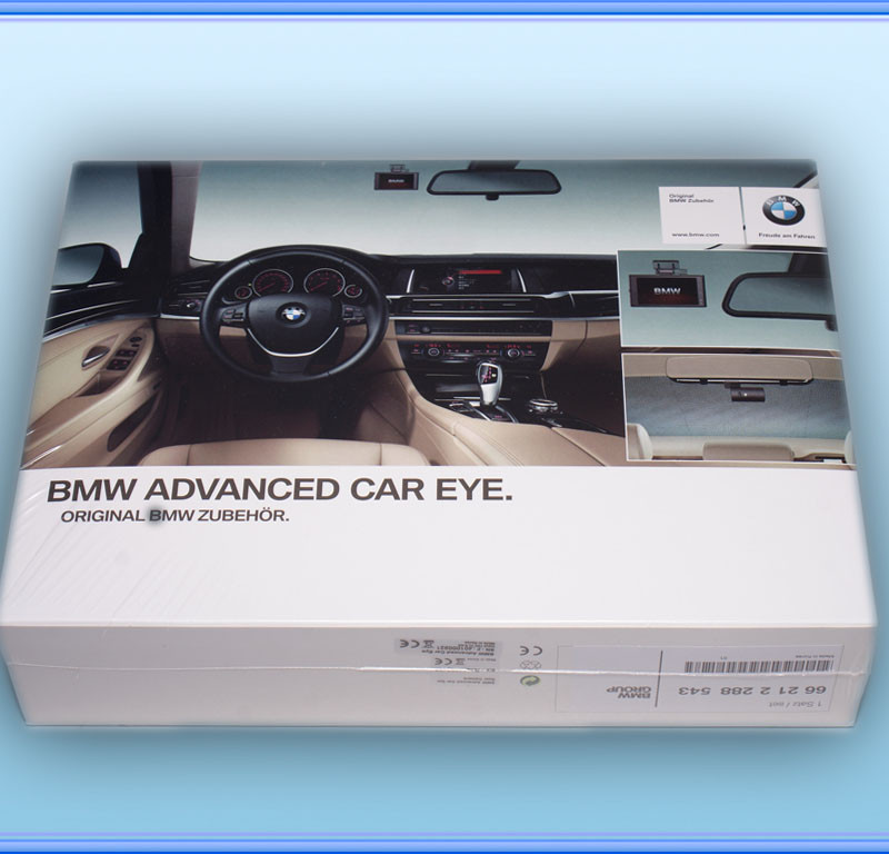 Bmw Advanced Car Eye In Car Camera Front Back Bavworks Accessories
