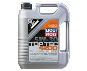 liqui moly top tec 4200 5w 30 5l bavworks accessories. Black Bedroom Furniture Sets. Home Design Ideas